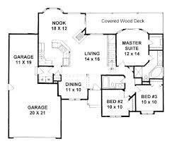 size of a three car garage plans three car garage house plans 3 tandem dimensions new fresh