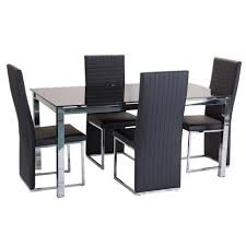 4 Seat Dining Table And Chairs Best 25 4 Seater Dining Table Ideas On Pinterest Metal Desks