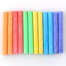 accessoire bureau original 6 couleur 12 stylos boîte sans poussière de craie stylo dessin