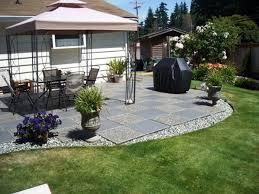 Backyard Ideas On A Budget Patios Inexpensive Backyard Patio Ideas U2013 Outdoor Design