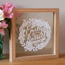 wedding gift anniversary best 25 1st wedding anniversary ideas on traditional