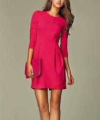 review nife pink keyhole neck dress u2013 classy as ff