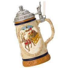 hoppy holidays stein premium porcelain ornament keepsake