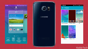galaxy themes store apk how to enable galaxy s6 theme support on galaxy s5 s4 note 4