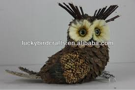 pine cone owl pine cone owl suppliers and manufacturers at