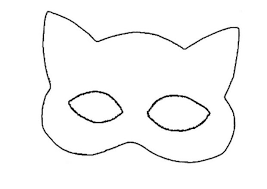 craft catwoman mask hellokids