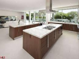 kitchens with 2 islands 47 best modern design kitchen two islands images on