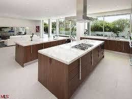 kitchens with 2 islands modern kitchen design with 2 islands modern architecture