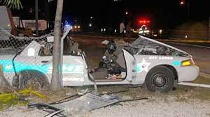 pictures police car crashes in florida orlando sentinel
