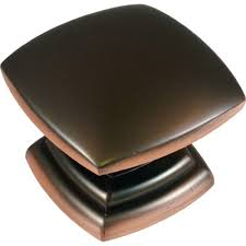 hickory hardware euro contemporary 1 1 2 in oil rubbed bronze