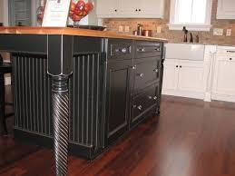 kitchen island posts legs ramuzi u2013 kitchen design ideas