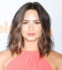 demi lovato hair extensions demi lovato ditched locks for this instead byrdie