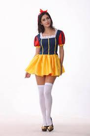 Snow White Halloween Costume Women Aliexpress Buy Halloween Costumes Charming Snow White