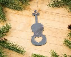 viola ornament etsy