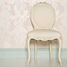 French Bedrooms by Parisian Cream Dressing Chair By The French Bedroom Company