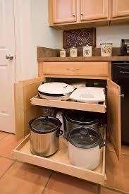 Kitchen Bookshelf Cabinet Kitchen Pull Out Shelves U0026 Custom Shelves Shelfgenie