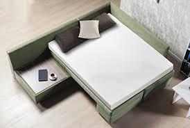 Sleep Master Cool Gel Memory Foam 5 Inch Sleeper Sofa Mattress