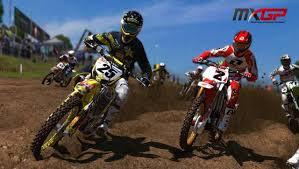 motocross racing game mxgp the official motocross videogame release date announced ign