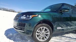land rover sedan review 2014 range rover is sedan luxury in a capable suv the