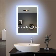 Beveled Mirror Bathroom by Custom Size Mirrors Bathrooms Kavitharia Com