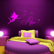 wall ideas fairy wall art pictures design decor fairy light appealing fairy wall art decals aliexpresscom buy removable personalized fairy wall art stickers full size