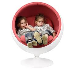 eero aarnio style kids ball chair