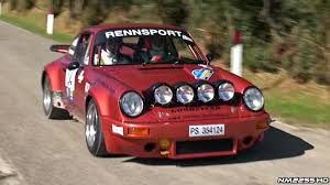 5 minutes of epic flat 6 sound porsche 911 sc rally special