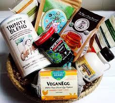 vegan gift basket best deluxe vegan breakfast gift fair trade vegan organic garuda