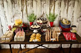 Cowboy Table Decorations Ideas Country Table Decoration Ideas Cowboy Theme Party Food Ideas