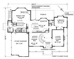 five bedroom floor plans five bedroom colonial house plan