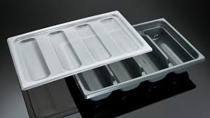 Flatware Tray Organizer Stackable Cutlery Tray Cutlery Holder Gn 1 1 Bpp11pp G Cafe