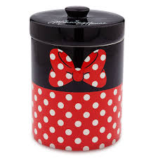 Kitchen Canisters Ceramic Minnie Mouse Ceramic Kitchen Canister Best Kitchen And