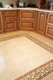 tile floor ideas for kitchen pattern floor tile design with all 4 corners clipped with 2