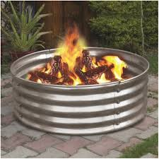 Fire Pit Parts - backyards trendy backyard creations fire pit parts town logo of