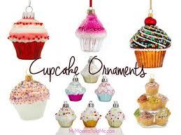 cupcake ornaments hello nutritarian