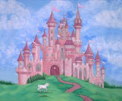 Princess Wall Mural by Princess Castle Free Download Clip Art Free Clip Art On
