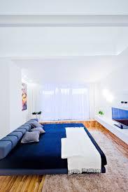 interior design for new home blue and white interior combination design architecture art living
