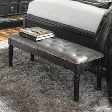 Storage Bench Bedroom Furniture by Diva Midnight Storage Bench Bedroom Benches Bedroom Furniture