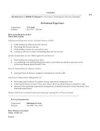 telecom project manager resume examples