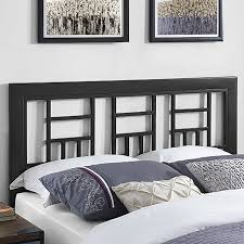 mercury row armor queen open frame headboard u0026 reviews wayfair