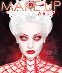 magazines for makeup artists makeup artist magazine by michael key the magic brush shop