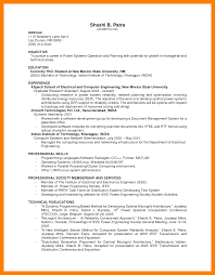 Unix Resume Job by 8 Cv Work Experience Acknowledge Form