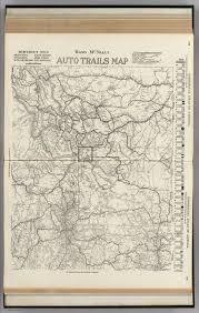 Met Museum Map Montana Wyoming Colorado Idaho Utah Nevada David Rumsey