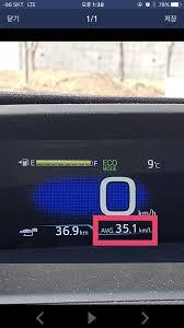 toyota prius petrol consumption cannot change fuel economy display priuschat