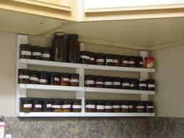 under cabinet spice rack under cabinet spice rack thriftyfun