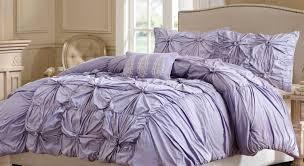 White Ruffled Comforter Suitable Purple Jersey Duvet Cover Tags Purple Duvet Ruffled