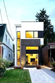 house plans for a narrow lot house plans for small lot modern small houses plans small lot house