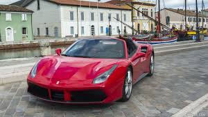 ferrari 488 wallpaper 2016 ferrari 488 spider red front hd wallpaper 38