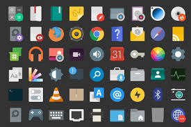 gorgeous paper theme and icon pack available for ubuntu