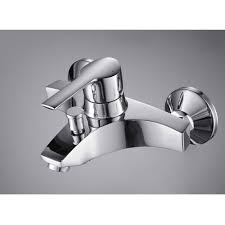 Tub Faucet Wall Mount Faucets Images Single Handle Chrome Wall Mount Bathtub Faucet